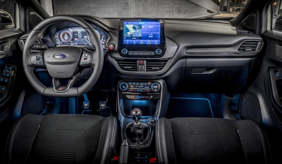 «Заряженный» кроссовер Ford Puma ST пошел по стопам Фиесты