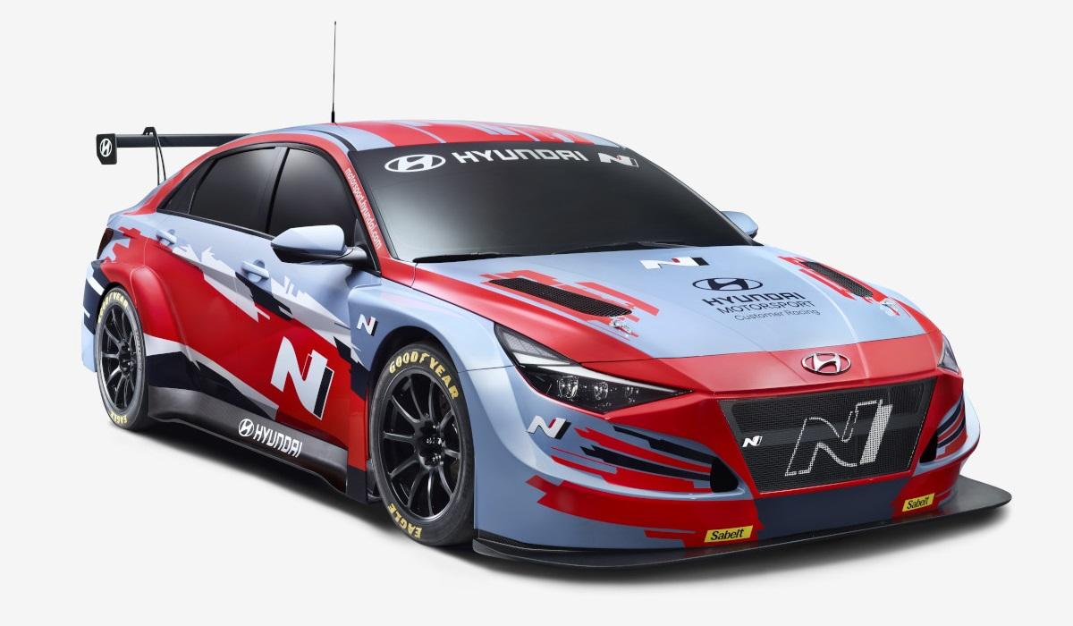 Седан Hyundai Elantra N: анонсированы дорожная и гоночная версии