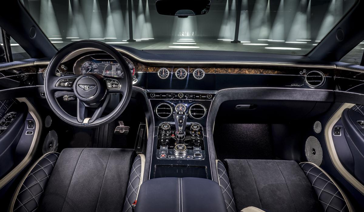 Новый Bentley Continental GT Speed: теперь и кабриолет