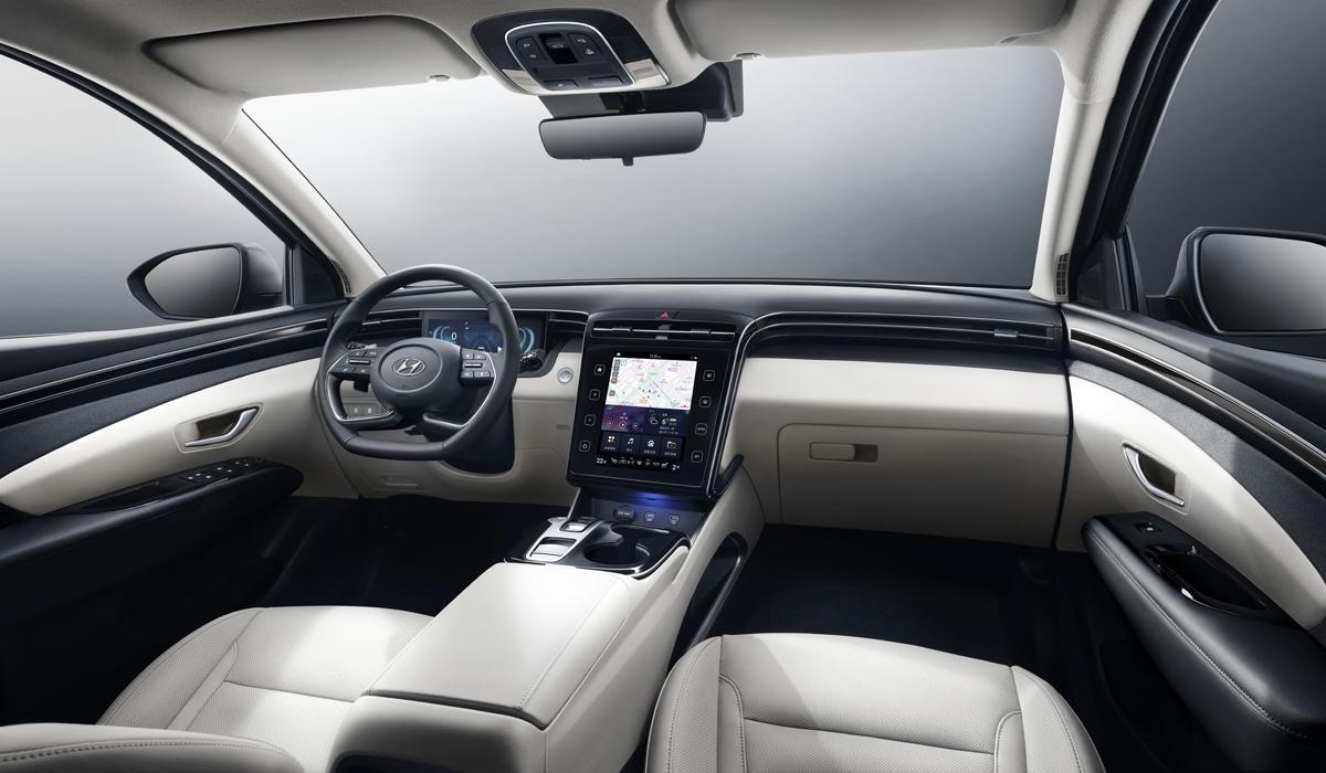 Hyundai Tucson L с 200-сильным мотором пополнил гамму