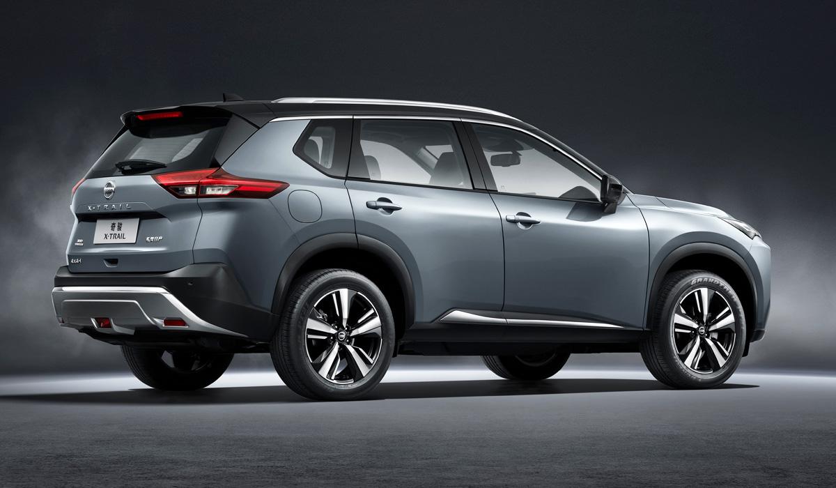 Новый Nissan X-Trail дебютировал с тремя цилиндрами