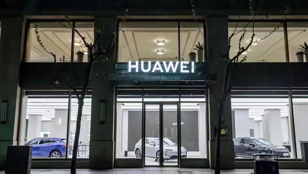 Huawei вышел на автомобильный рынок, но пока с чужой моделью