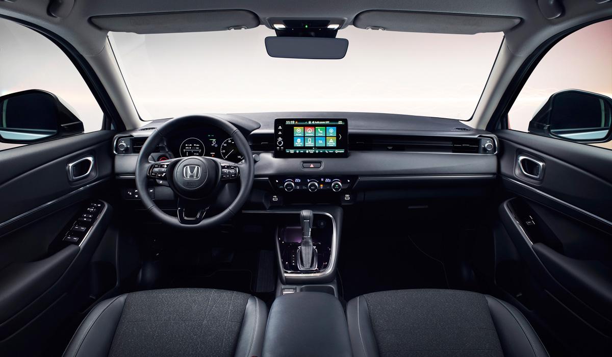 Новый кроссовер Honda HR-V: версия для Европы