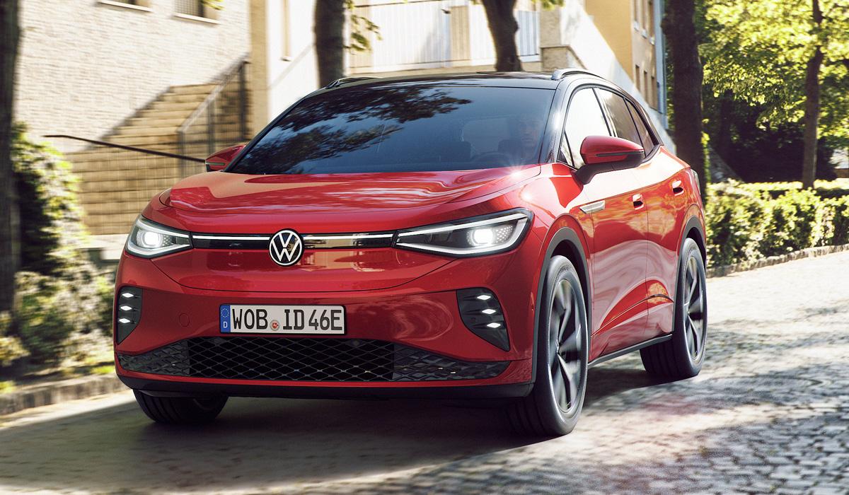 Кроссовер Volkswagen ID.4 GTX принес полный привод в гамму