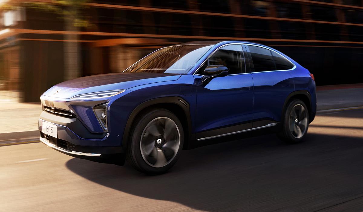 Китайские электромобили Nio выйдут на рынок Европы