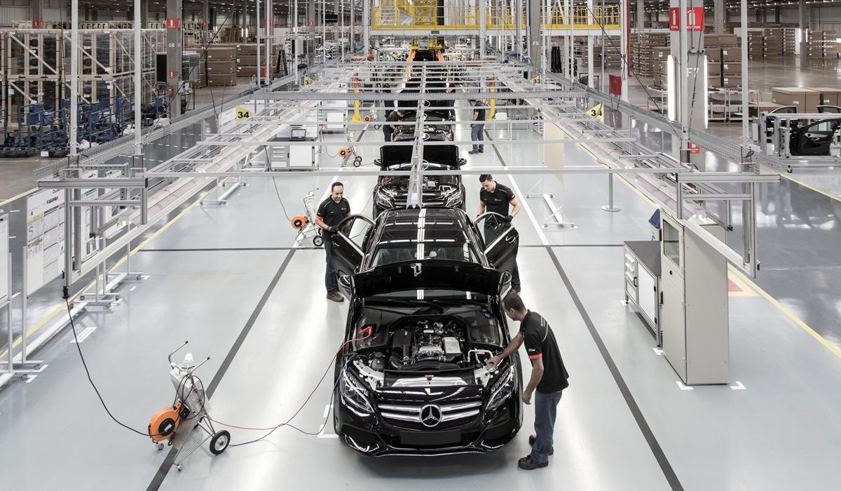 Компания Great Wall выкупила завод концерна Daimler