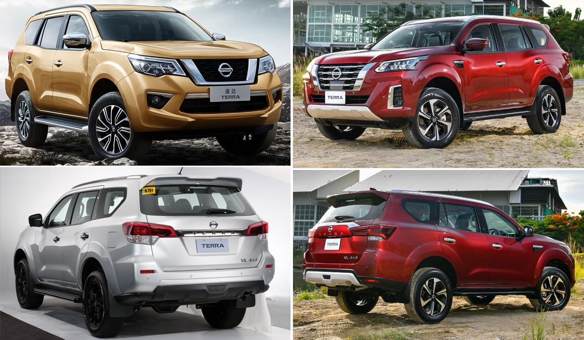 Рамный внедорожник Nissan Terra: отложенное обновление