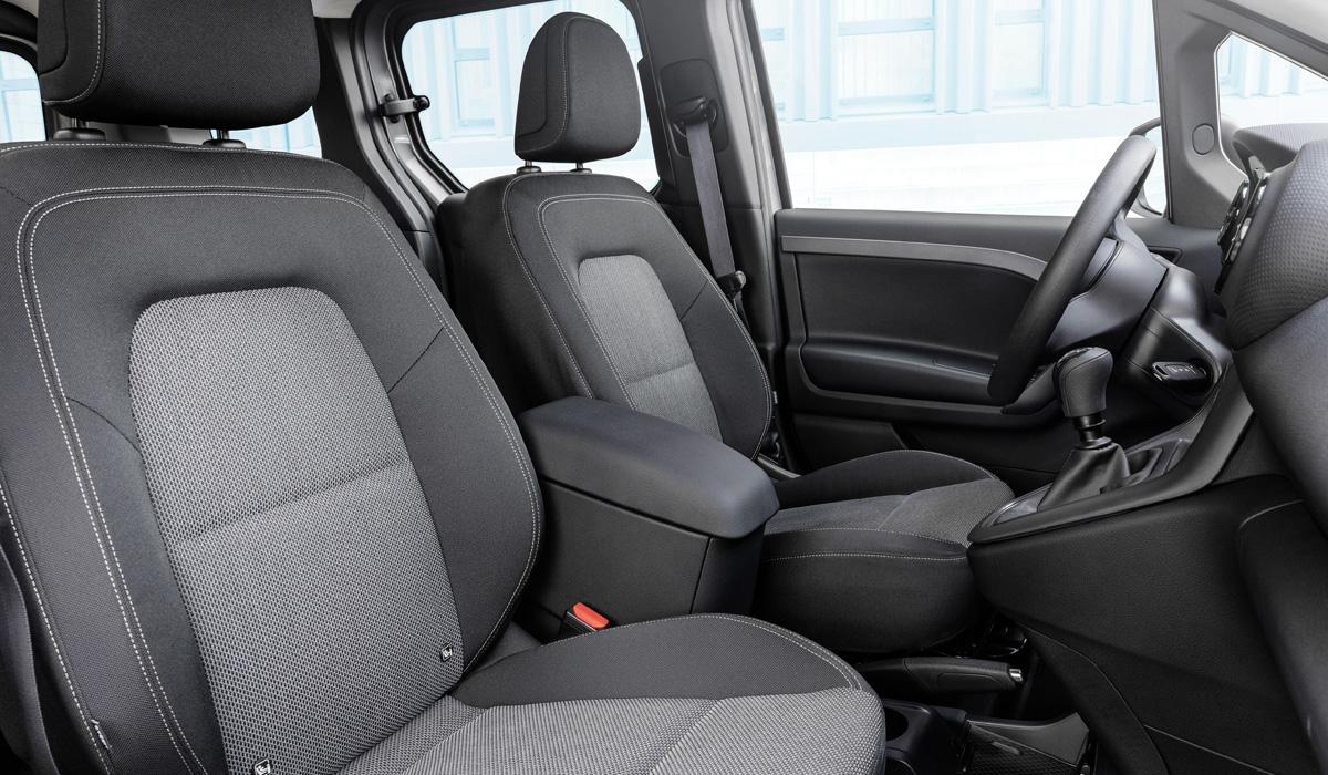 Представлен новый Mercedes-Benz Citan: фургон и пассажирская версия
