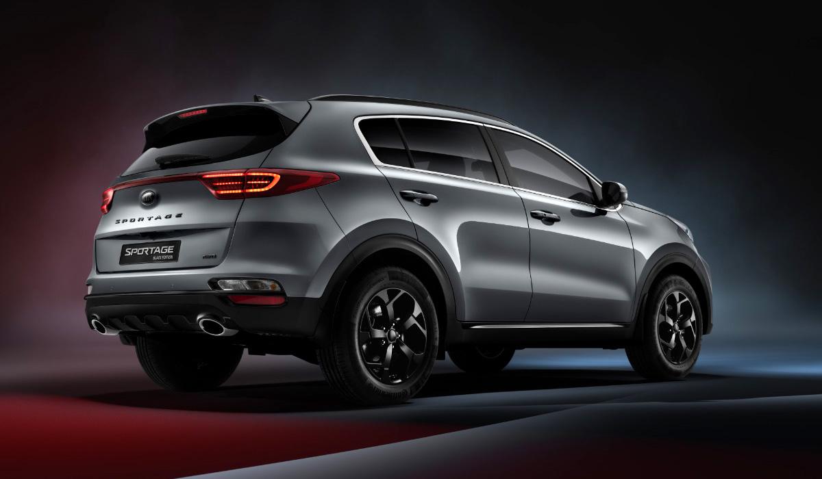 Kia Sportage Black2