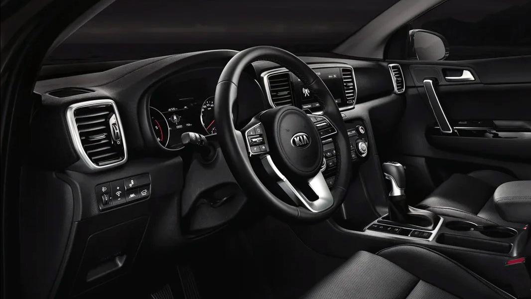Kia Sportage Black Edition для России: две комплектации и цены — Авторевю