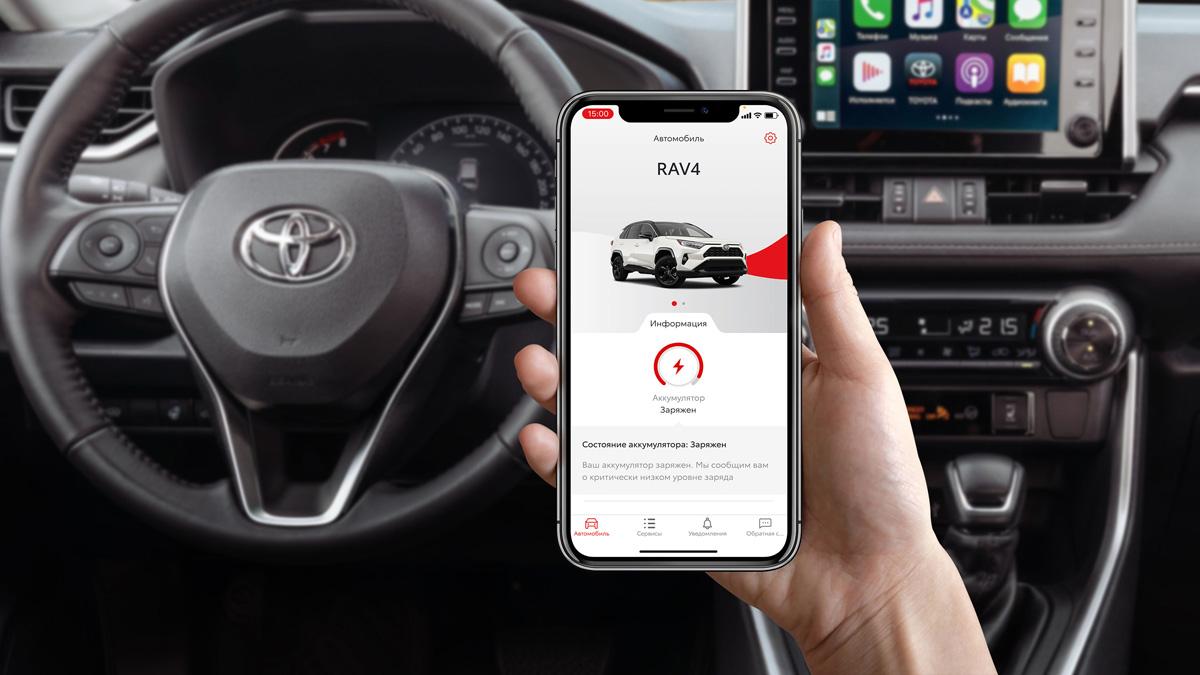 Toyota и Lexus запустили в России телематические системы