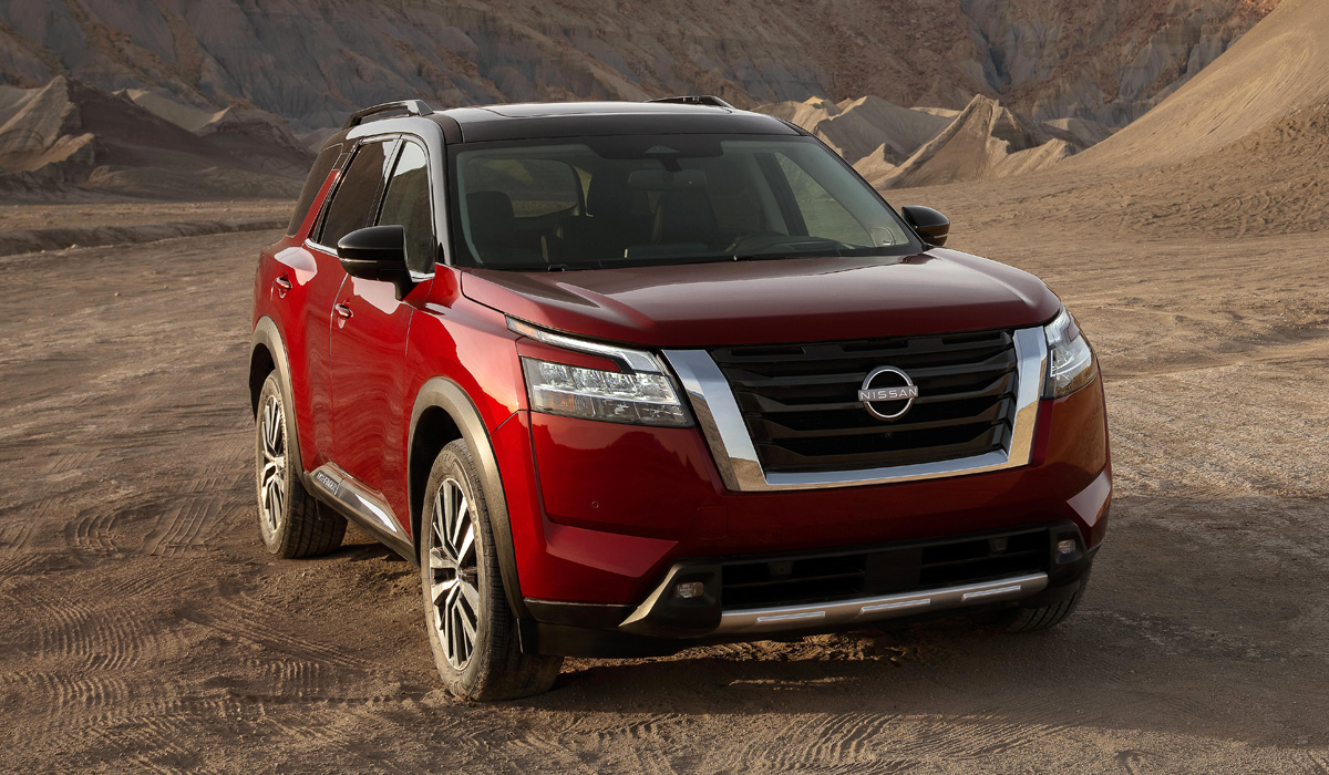 Представлен кроссовер Nissan Pathfinder нового поколения: ждем в России