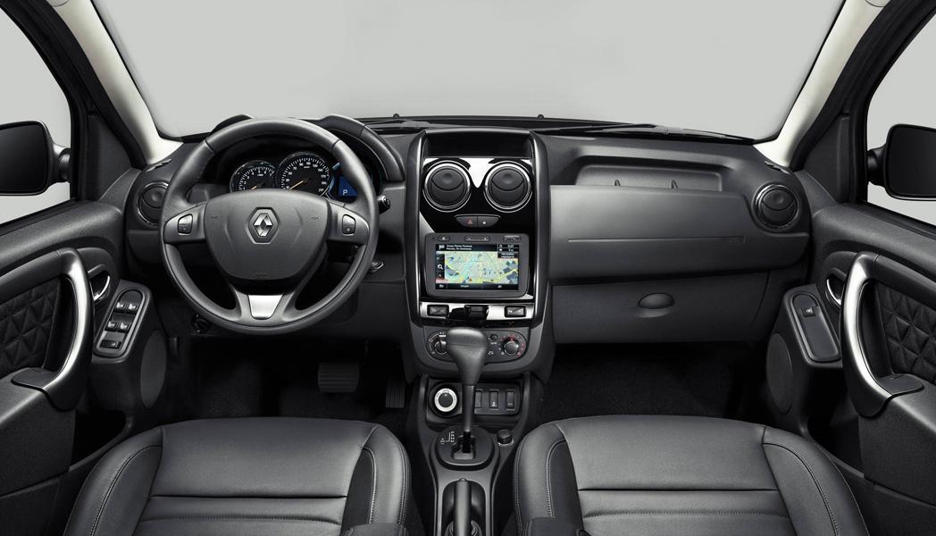 Renault Duster первого поколения