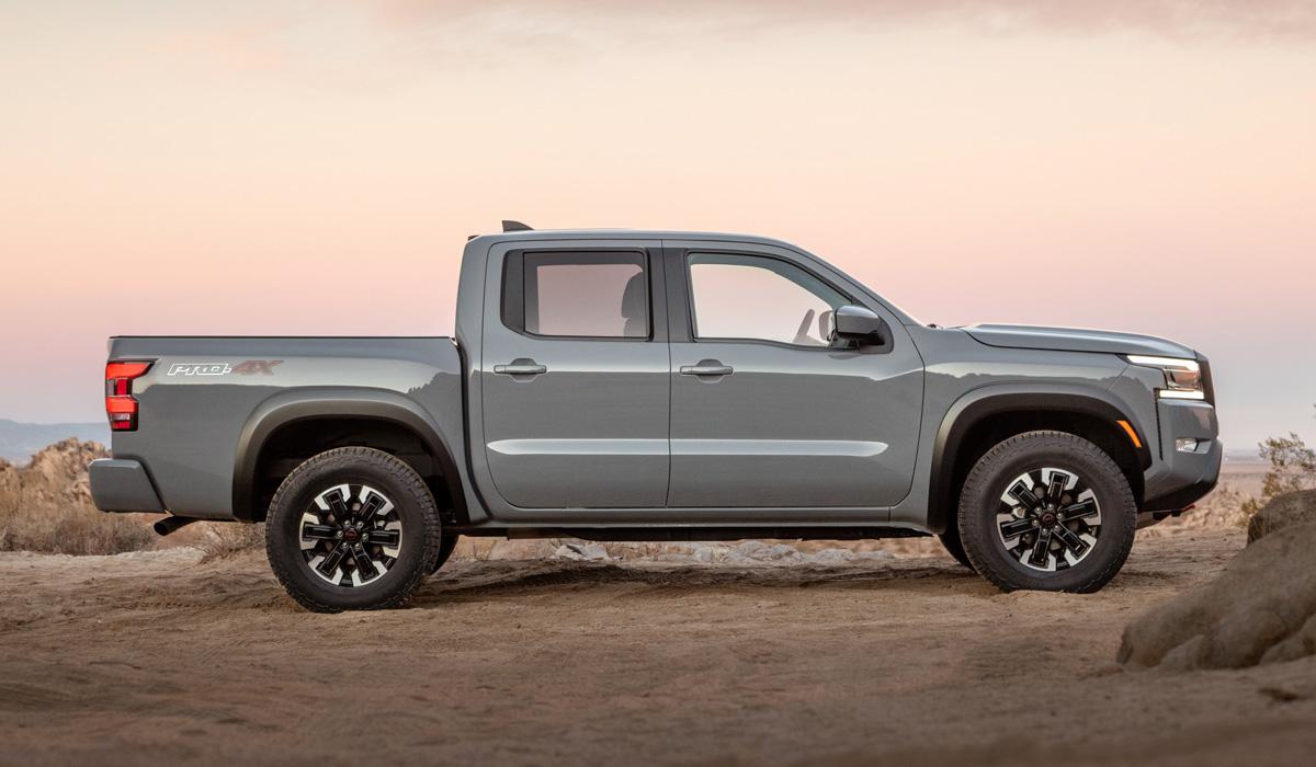 Новый пикап Nissan Frontier не стал близнецом Навары — Авторевю