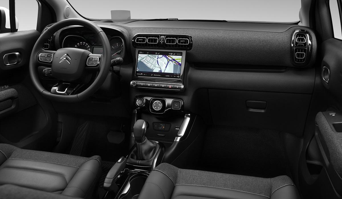 Паркетник Citroen C3 Aircross сменил внешность