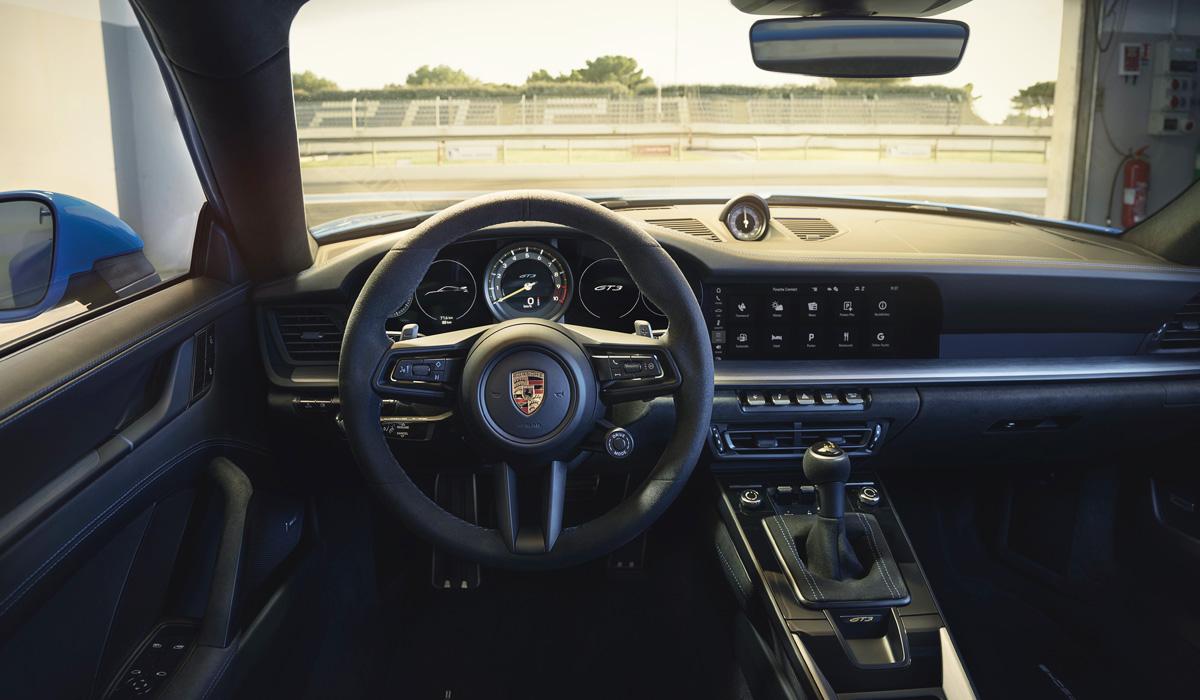 Новый Porsche 911 GT3 еще сильнее отдалился от базовой модели
