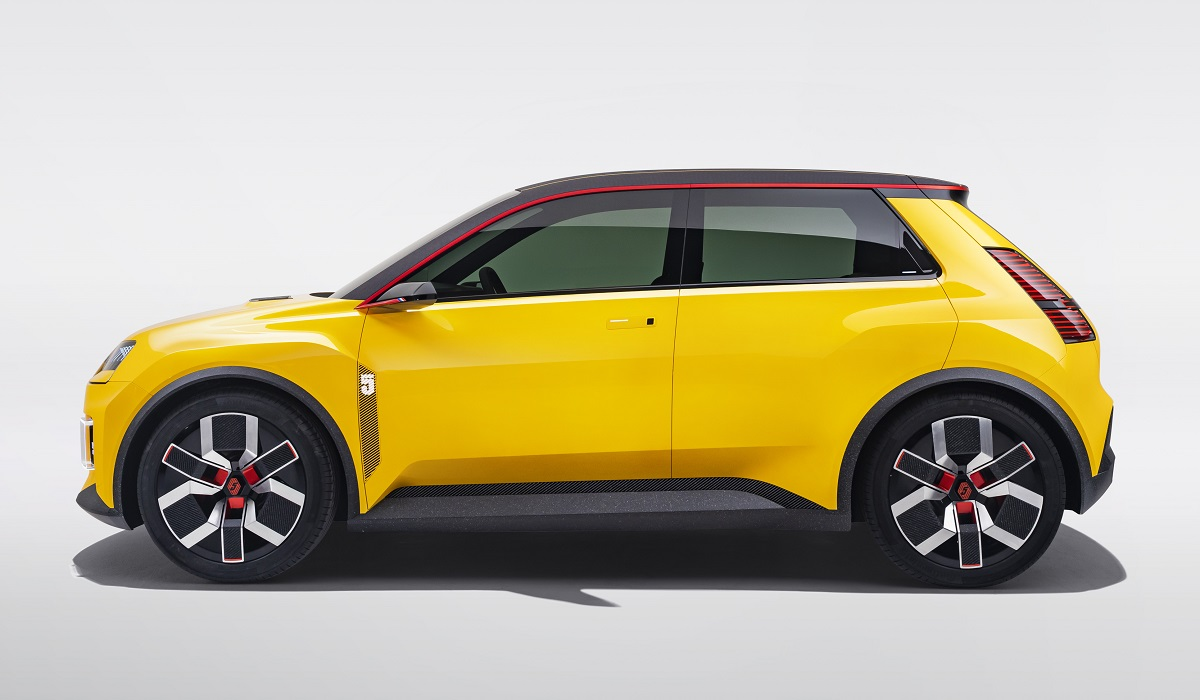 Возрожденный Renault 5 придет на смену электромобилю Zoe