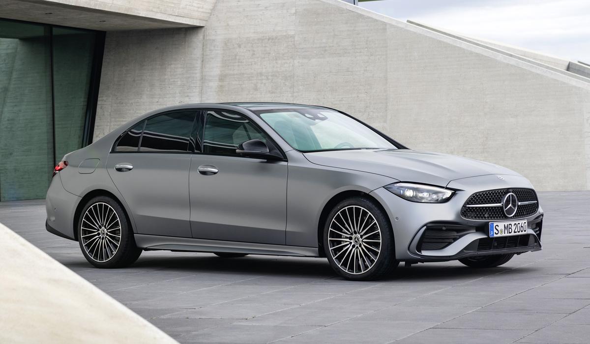 Представлен новый Mercedes-Benz C-класса