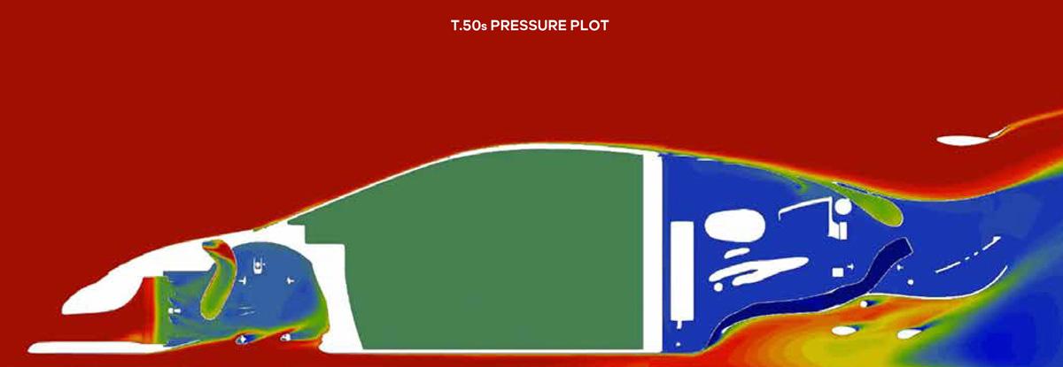 Суперкар Gordon Murray T.50s Niki Lauda: только для трека