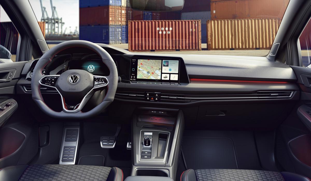 Volkswagen Golf GTI Clubsport 45 приурочен к юбилею версии GTI