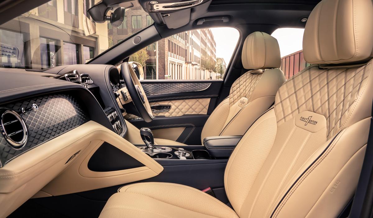 Первый дебют года: обновленный гибрид Bentley Bentayga