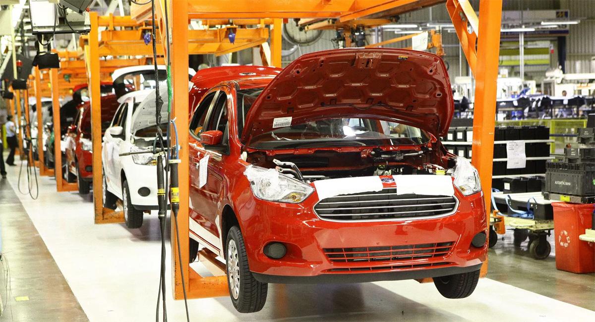 Ford закрывает заводы в Бразилии и бренд Troller