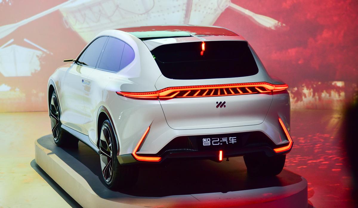 Новая марка электромобилей IM от концерна SAIC: представлены первые разработки