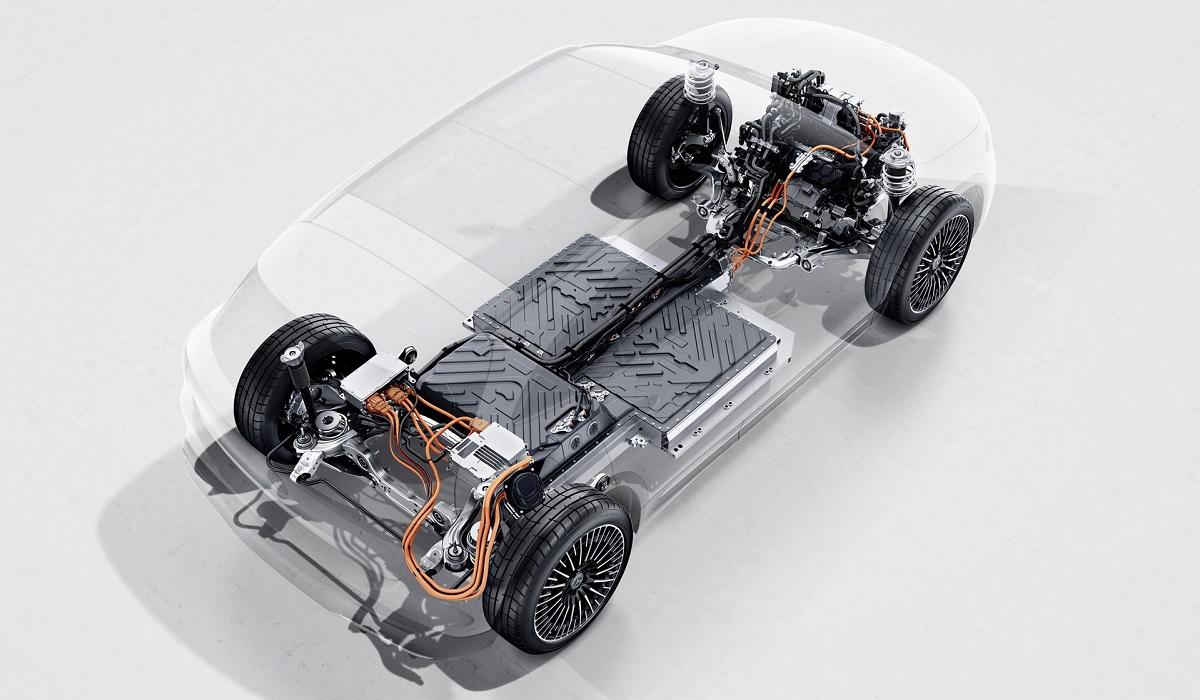 Mercedes EQA 250 4 - Mercedes-Benz EQA: новый электрический кроссовер на базе GLA