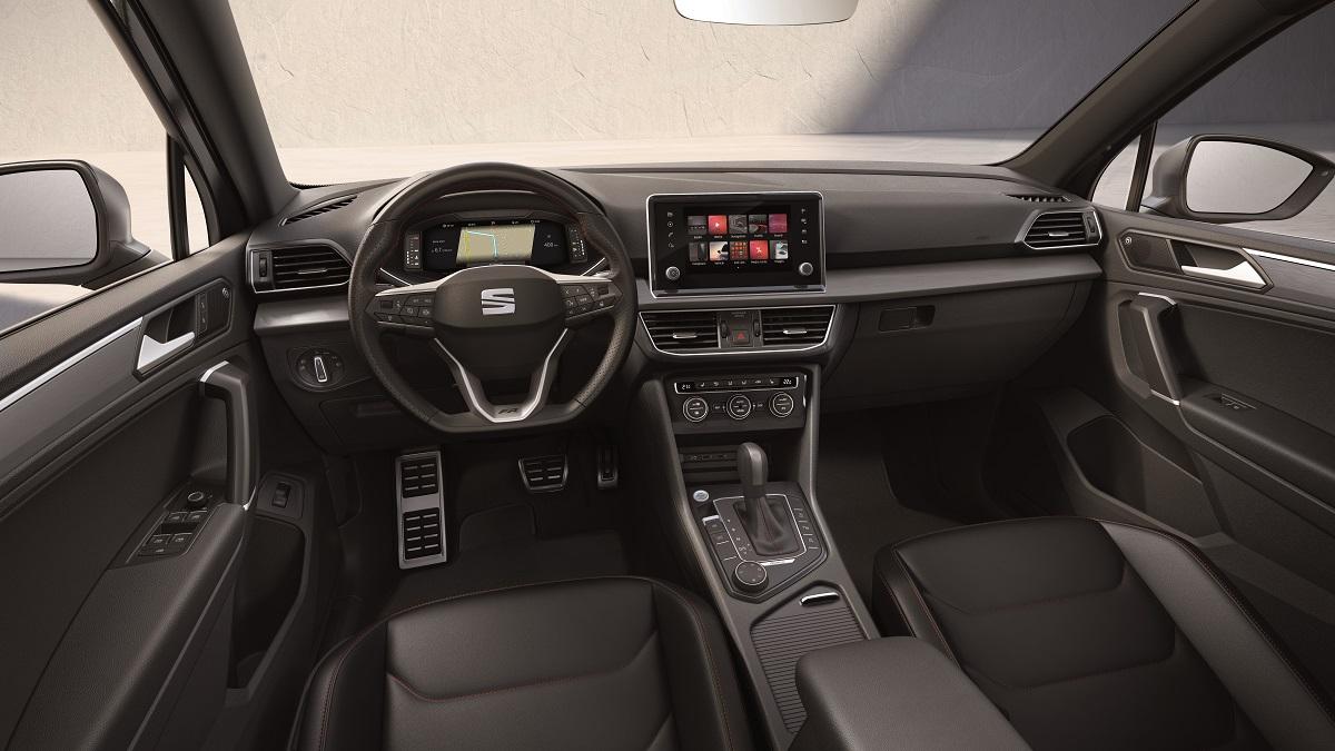 Кроссовер Seat Tarraco обзавелся мощной топ-версией