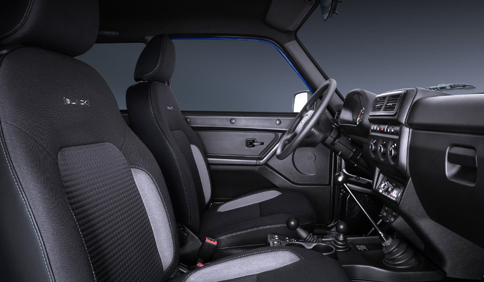 У пятидверной «Нивы» появилась новая топовая версия — Motor