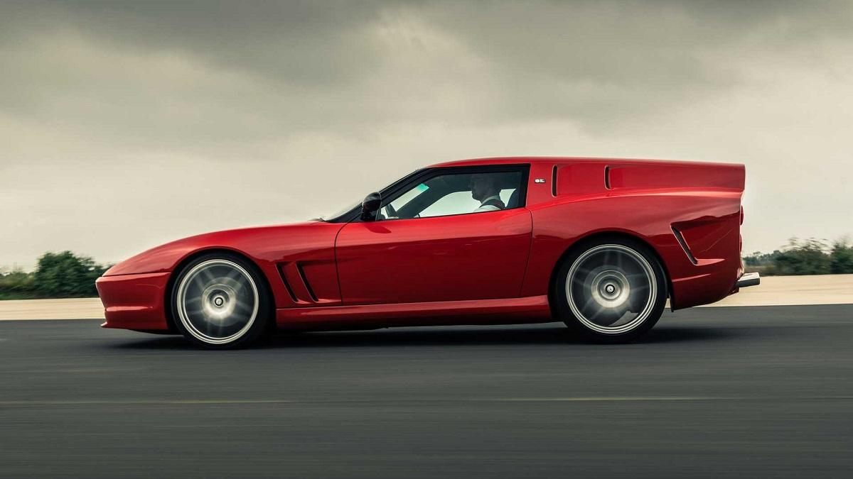 Из купе Ferrari 550 Maranello сделали ностальгический Breadvan Hommage