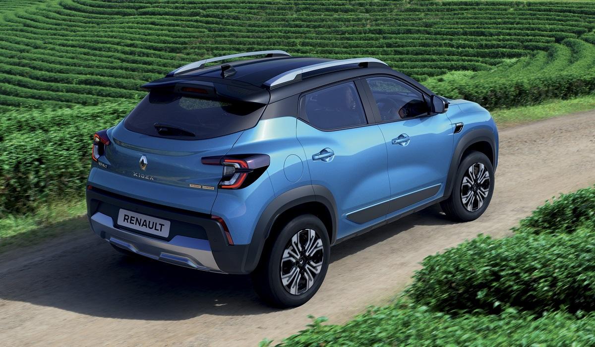 Компактный паркетник Renault Kiger представлен в серийном виде