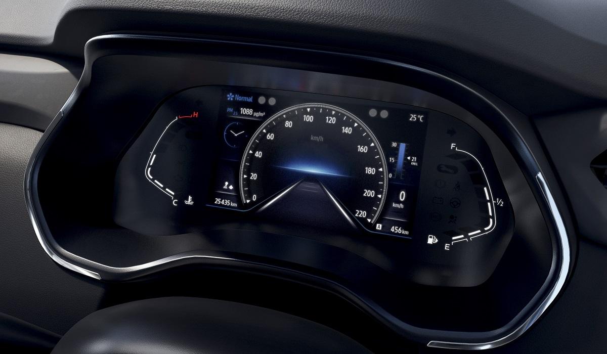 Премьера серийной версии: компактный паркетник Kiger представлен компанией Renault
