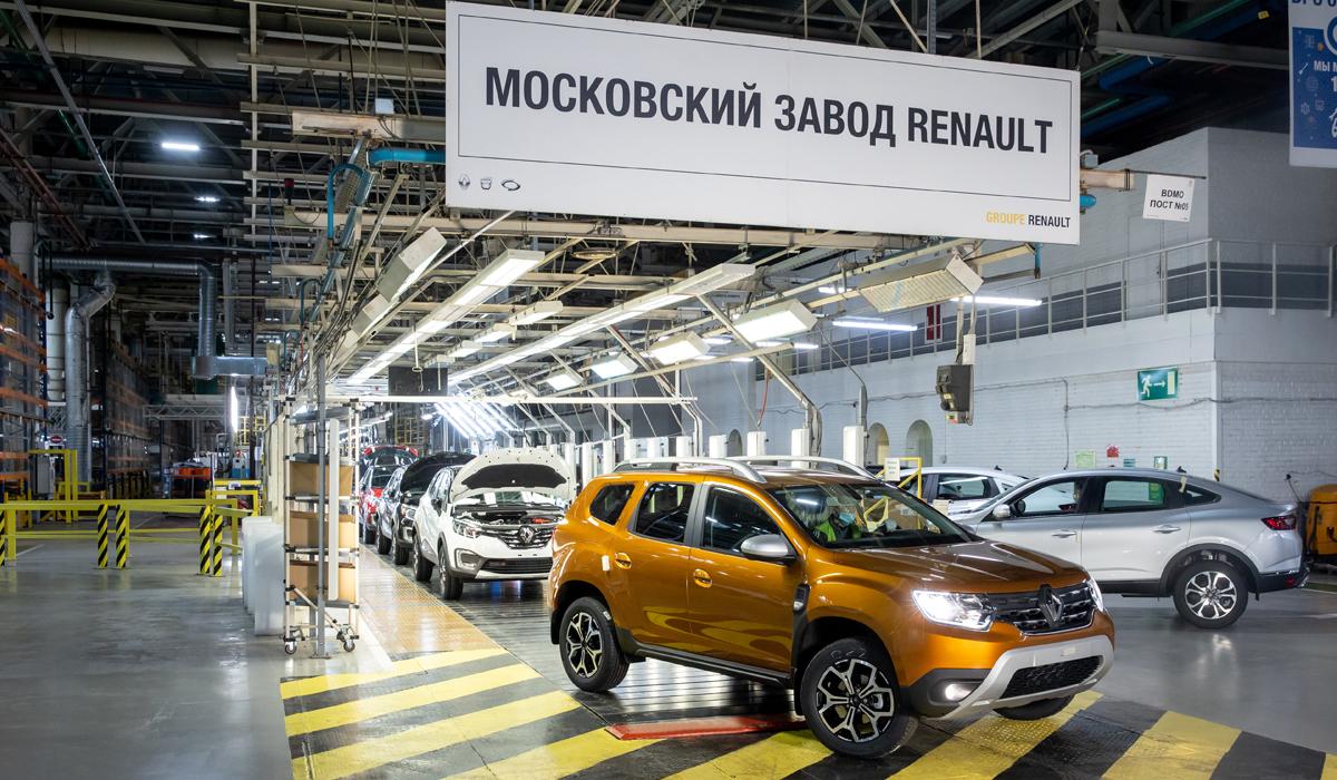 Новый Renault Duster: старт производства в России
