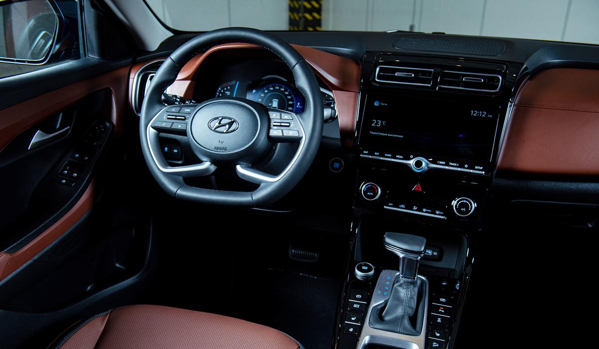 Объявлены цены на кроссоверы Hyundai Creta нового поколения