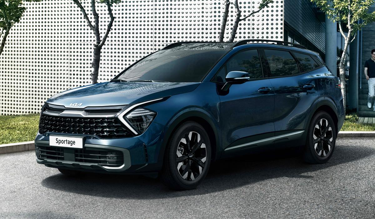 Kia Sportage нового поколения: объявлены характеристики
