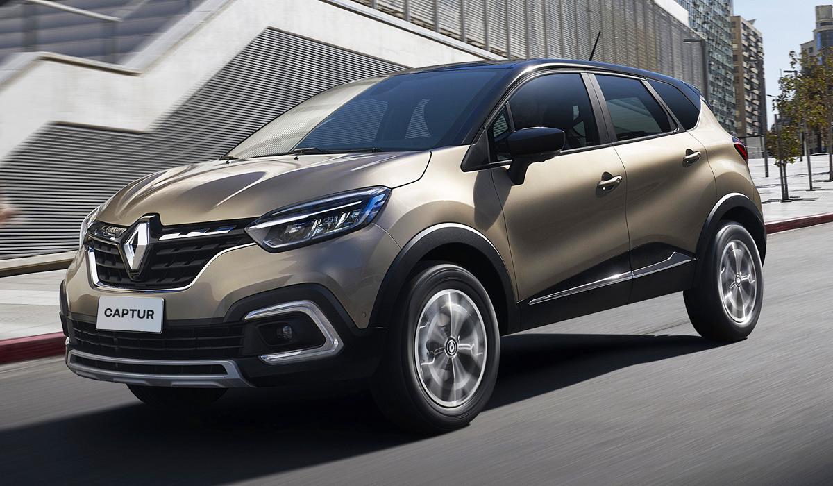 Бразильский Renault Captur стал эволюцией российского Каптюра