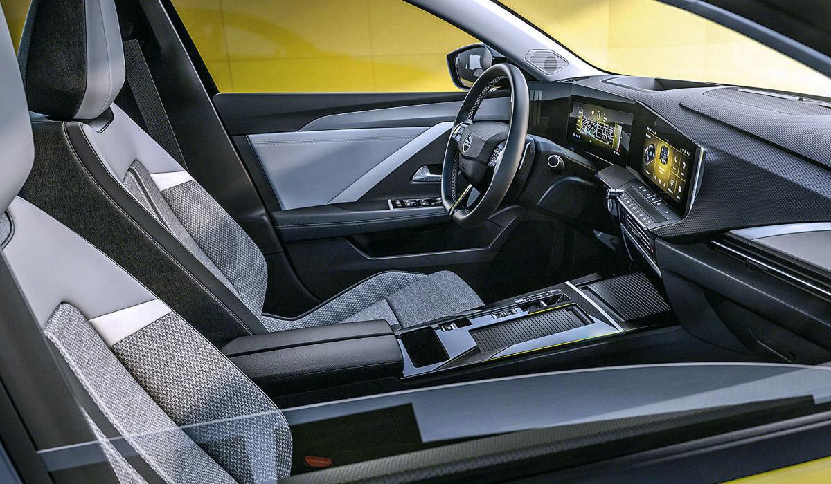 Представлен новый хэтчбек Opel Astra на французской платформе