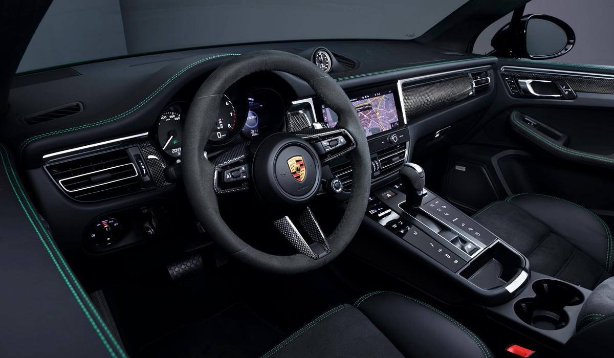 Porsche Macan опять обновлен, версии Turbo больше нет
