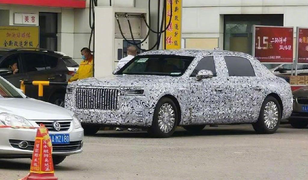 Hongqi готовит новый лимузин для правительства