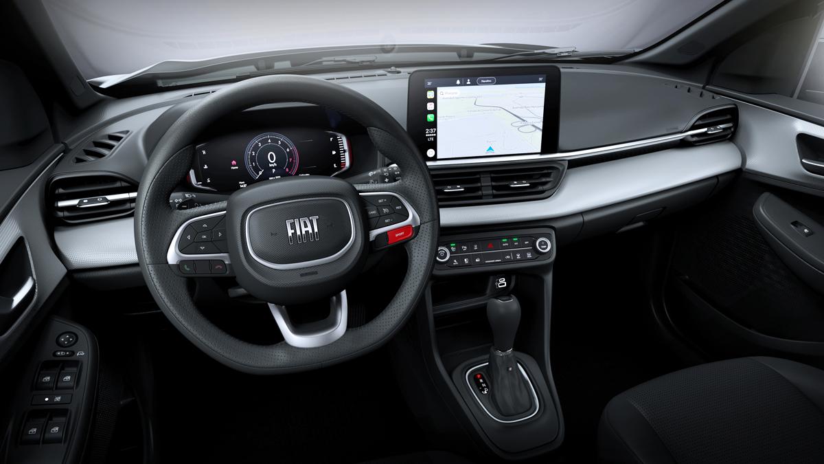 Новый паркетник Fiat Pulse: подробности