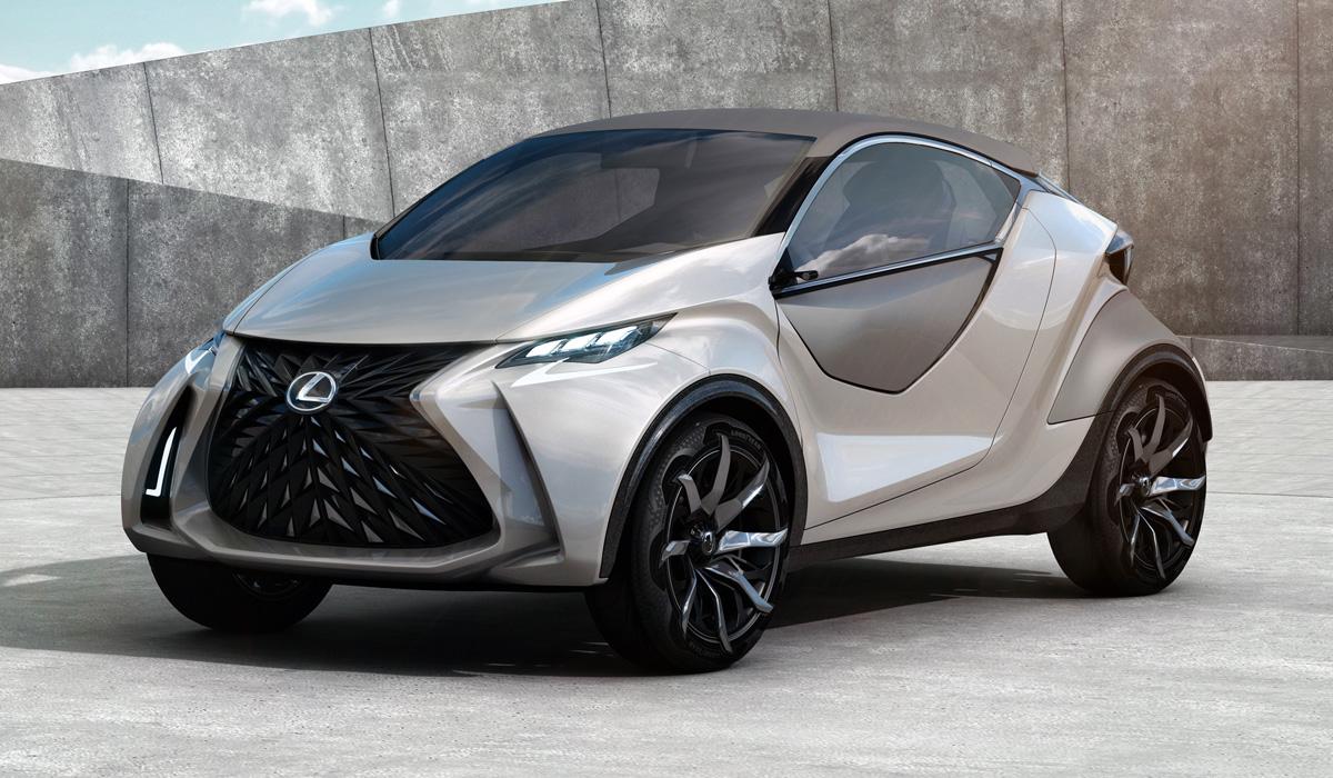 Toyota Yaris Cross превратится в новую модель Lexus