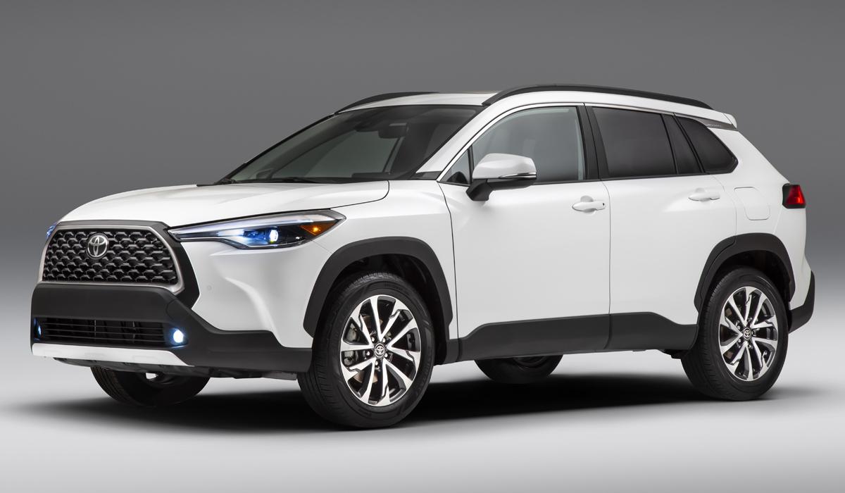 Toyota Corolla Cross обрела полный привод перед дебютом в США