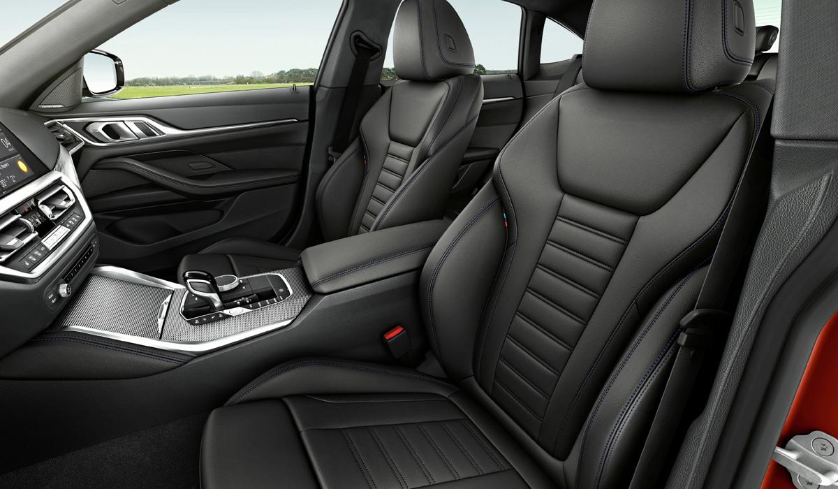 Дебютировал новый лифтбек BMW четвертой серии Gran Coupe