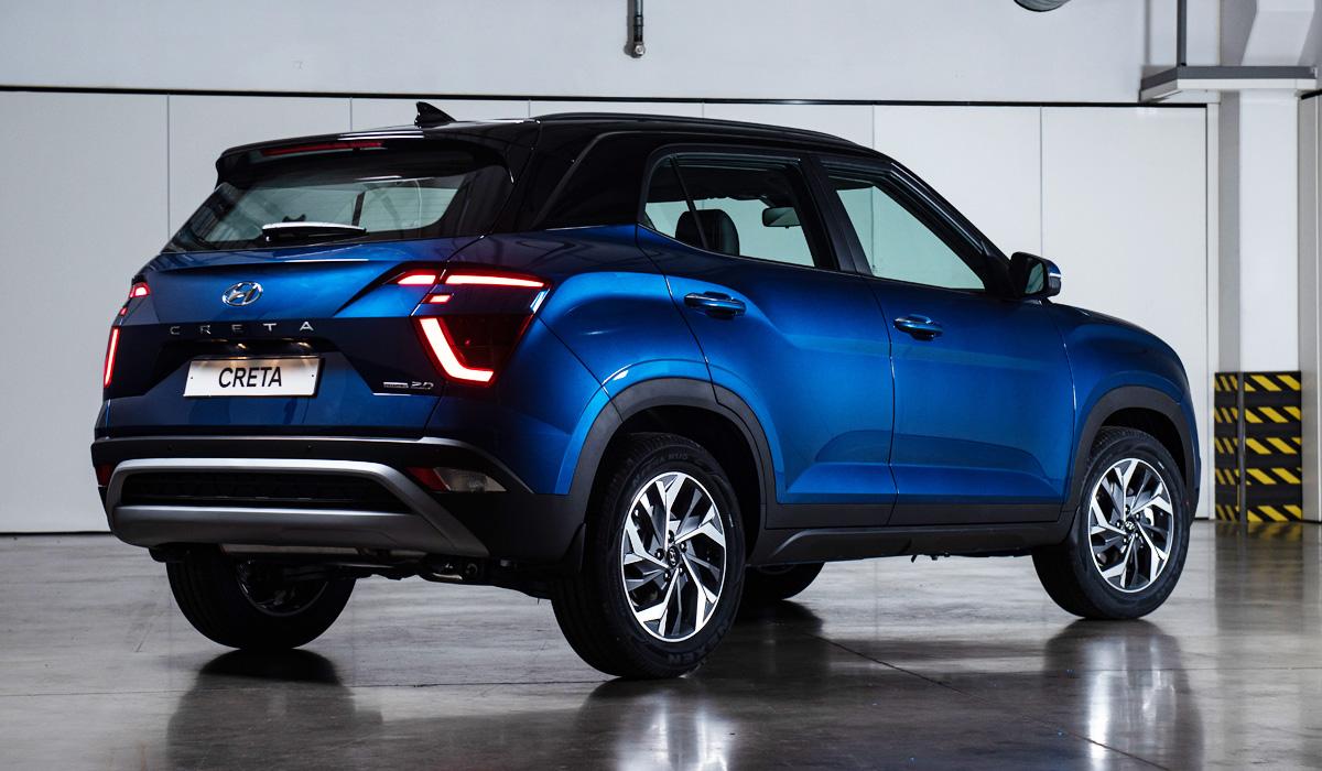 Новая Hyundai Creta для России: первые впечатления :: Autonews