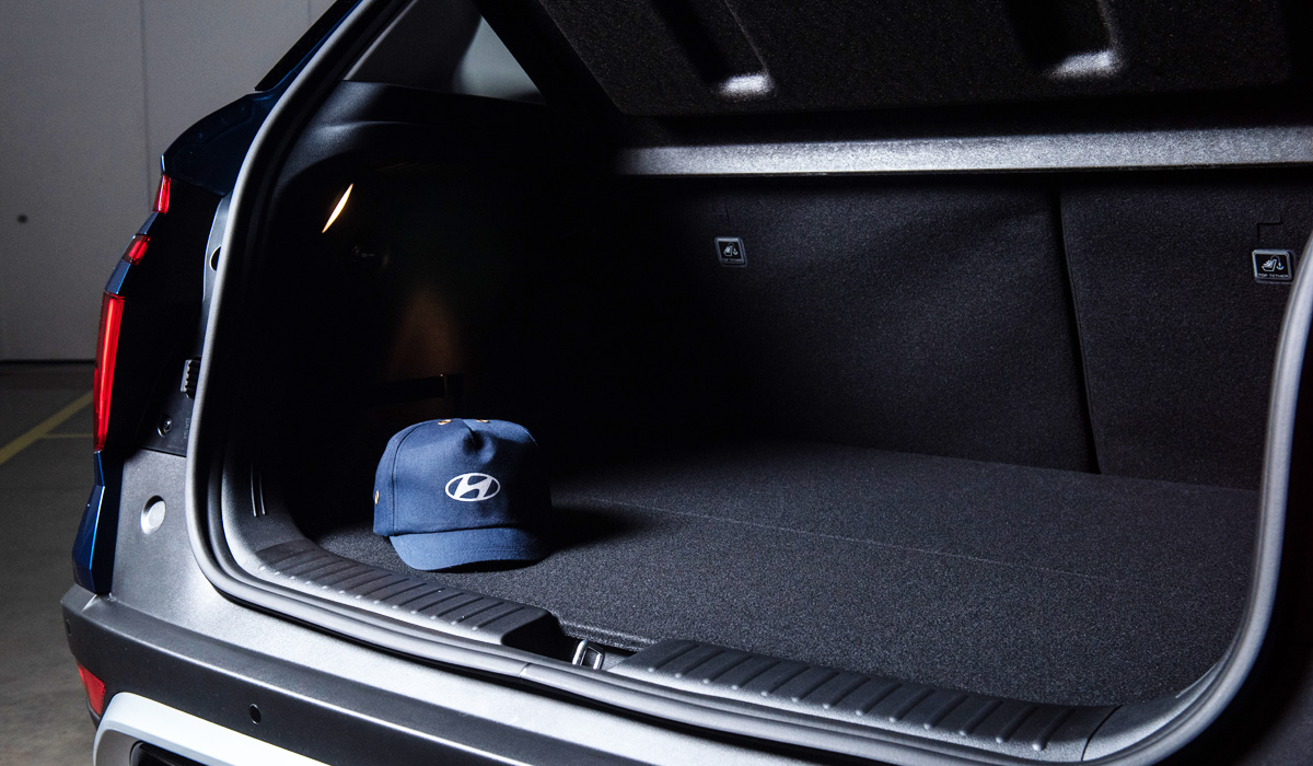 Представлен новый кроссовер Hyundai Creta для России
