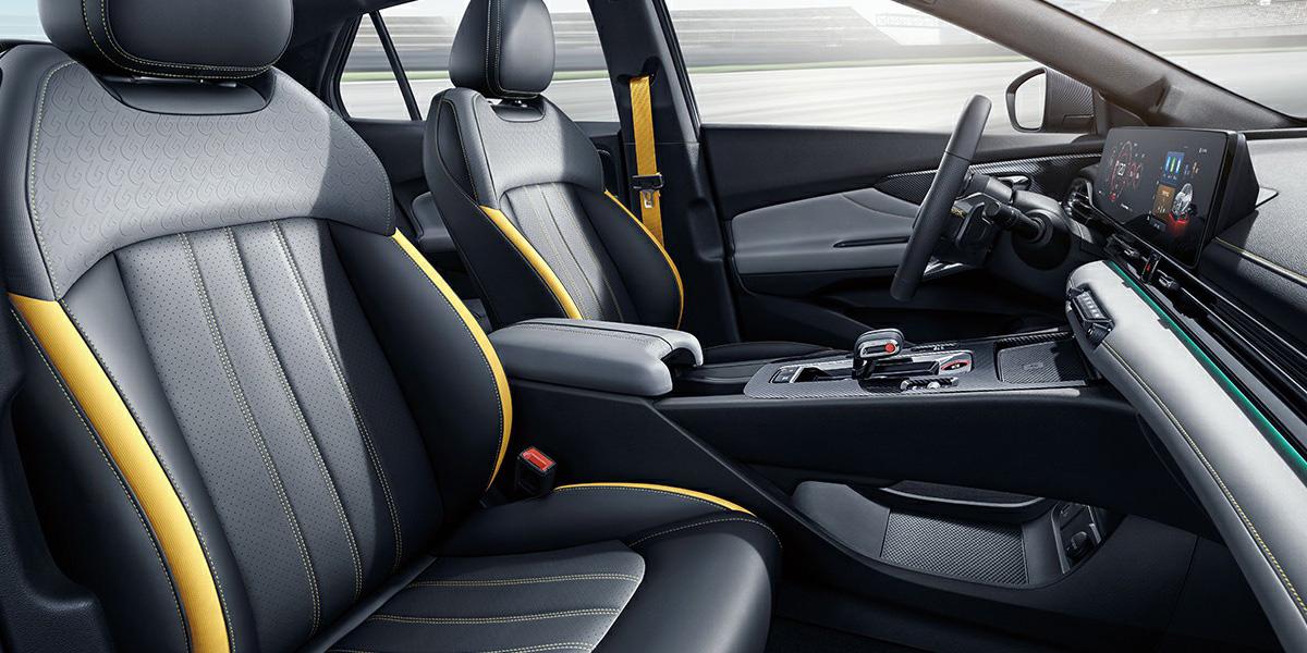 Новый седан GAC Trumpchi Empow выходит на рынок