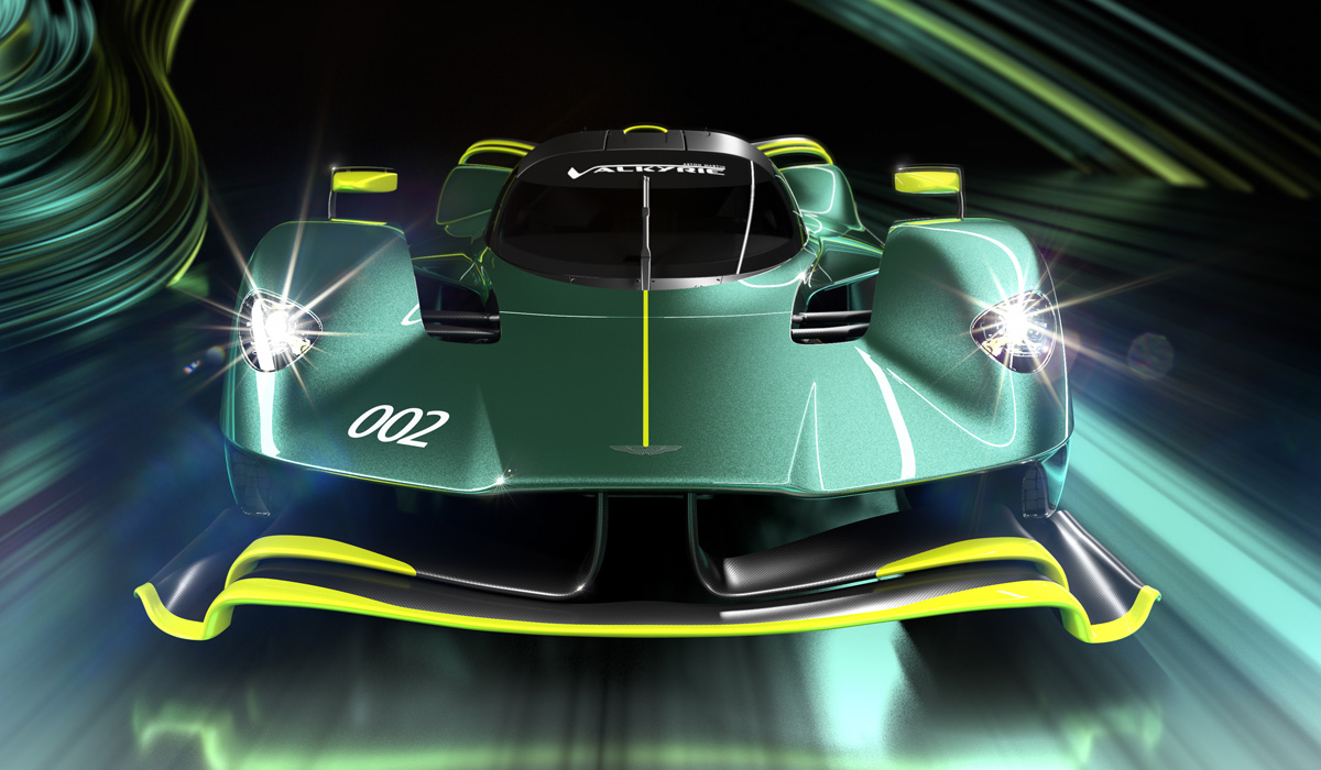 Aston Martin Valkyrie: судебные тяжбы и версия AMR Pro