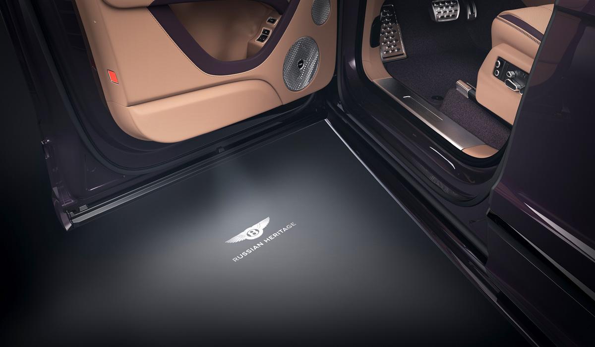 Специально для российского рынка. Bentley Bentayga Speed в новой версии Russian Heritage