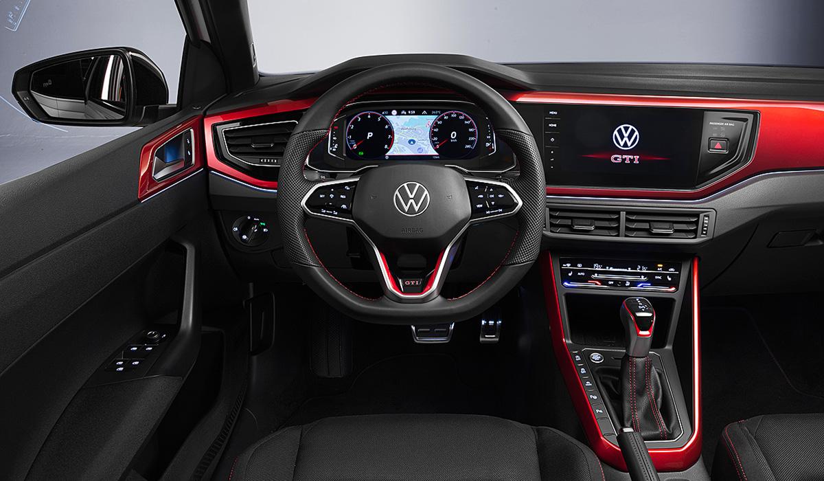 Обновлен «горячий» хэтчбек Volkswagen Polo GTI